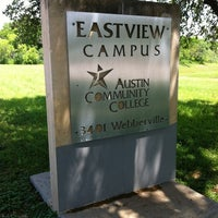 Photo taken at Austin Community College - Eastview by AUS10 T. on 4/4/2012
