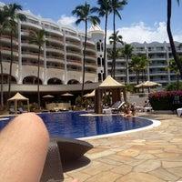 Photo taken at Kea Lani Adult Pool by Gary M. on 4/13/2012