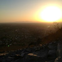 Photo taken at Piestewa Peak by 🌵🌺Natasha B. on 5/16/2012