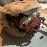 Photo taken at DoceTrece Schop & Sandwich by Ricardo L. on 4/1/2012