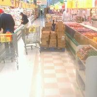 Photo taken at Ultra Foods by Joe L. on 9/2/2012