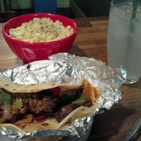 Photo taken at Smoke Barbeque & Taqueria by Scott B. on 6/24/2012