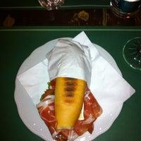 Photo taken at Panino Giusto by Elena F. on 2/12/2012