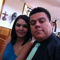 Photo taken at Parroquia Santa Eduwiges by El Lobo C. on 5/5/2012