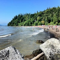 Photo taken at Wreck Beach by Johannes H. on 7/12/2012