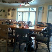 Photo taken at Olivia's Café by Josephine R. on 2/18/2012
