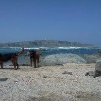 Photo taken at Playa Las Conchitas by Francesca D. on 2/10/2012