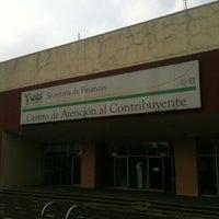 Photo taken at Secretaría de Finanzas del Gobierno del Distrito Federal by Rubén C. on 7/19/2012