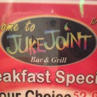 Photo taken at The Juke Joint by May K. on 6/10/2012