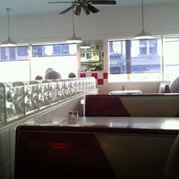 Photo taken at Tom's Diner by Patricia M. on 7/3/2012