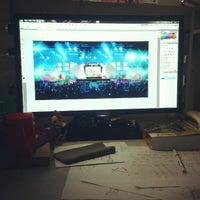 Photo taken at Clickspace Organizer by Varodom V. on 5/17/2012