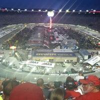 Photo taken at Bristol Motor Speedway by Kevin L. on 8/26/2012