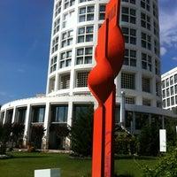 5/29/2012 tarihinde Эдуард Х.ziyaretçi tarafından Sheraton Ankara Otel & Kongre Merkezi'de çekilen fotoğraf