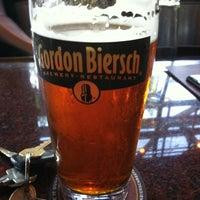Photo taken at Gordon Biersch Brewery by Travis T. on 6/27/2012