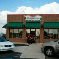 Photo taken at Krispy Kreme Doughnuts by Zach R. on 6/1/2012