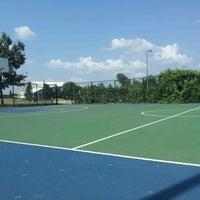 Photo taken at Southeast Field by Richard L. on 7/4/2012