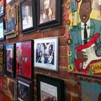 Photo taken at Blues City Deli by Matthew M. on 4/2/2012