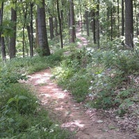 Photo taken at John James Audubon State Park by Dana N. on 4/7/2012