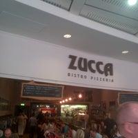 Photo taken at Zucca by Sandy on 7/27/2012
