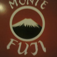 Photo taken at Monte Fuji Sushi Grill by Alana M. on 8/10/2012