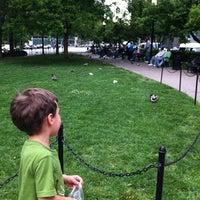 Photo taken at Edward R. Murrow Park by Katylou M. on 5/4/2012