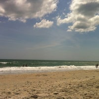 Photo taken at Wrightsville Beach by April S. on 4/15/2012
