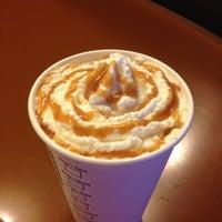 Photo taken at Starbucks by Karolina D. on 3/16/2012