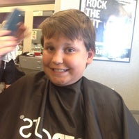 Photo taken at Supercuts by April A. on 4/22/2012