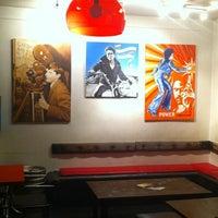 Photo taken at Artería Café by Estela on 3/17/2012