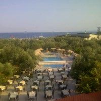 8/13/2012 tarihinde Merve D.ziyaretçi tarafından Assos Park Hotel'de çekilen fotoğraf