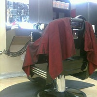 Photo taken at Barbers & Co Barber Shop @ 7 by David S. on 5/25/2012
