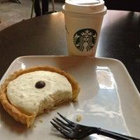 Photo taken at Starbucks by Constanza R. on 5/7/2012