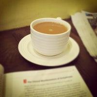 Photo taken at Nolita Mart & Espresso Bar by Tiffany T. on 2/11/2012