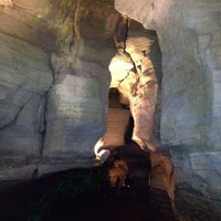 Photo taken at Howe Caverns by Matthew on 8/23/2012