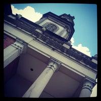 Photo taken at West Hunter Street Baptist Church by Rich W. on 7/15/2012