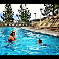Photo taken at The Ridge Tahoe by Giovanni P. on 7/19/2012