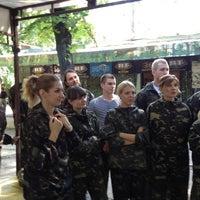 Снимок сделан в Пейнтбольный клуб «Медведи» пользователем Tatyana K. 7/20/2012