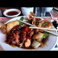 Photo taken at Lucky Garden Chinese Restaurant by Baked_in_Maine L. on 8/11/2012
