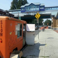 Photo taken at SEPTA MFL 46th Street Station by Christopher B. on 6/28/2012