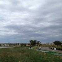 Photo taken at Highlands Golf Course by Bruce B. on 8/18/2012