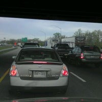 Photo taken at Exit 17 - MD 202 (Landover Rd) / Upper Marlboro, Bladensburg by Niecy830 on 3/30/2012