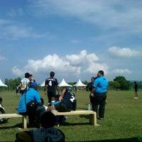Photo taken at UniKL MIMET Rugby Ground by Dailami Daniel on 4/8/2012