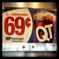 Photo taken at QuikTrip by Julie H. on 5/23/2012