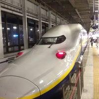 Photo taken at Shinkansen Sendai Station by Kei Y. on 9/5/2012