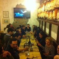 Photo taken at Salsamenteria Di Parma by Tariz on 2/23/2012