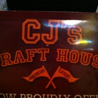 Photo taken at C J's Draft House by Max P. on 4/25/2012