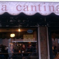 Photo taken at La Cantina by Federica P. on 2/22/2012