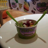Photo taken at Mama Frozen Yogurt by Mari T. on 6/27/2012
