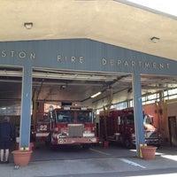 Photo taken at Boston Fire Engine 22 by Jordan L. on 4/19/2012