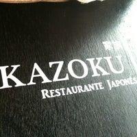 Photo taken at Kazoku by 👸Natalia P. on 6/19/2012